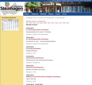 Veranstaltungskalender_Gemeinde_Steinhagen