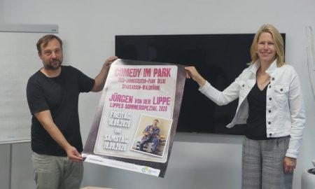 Jürgen v. d. Lippe kommt nach Lippe