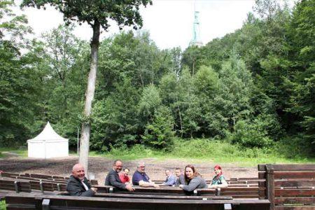 Waldbühne am Hermannsdenkmal